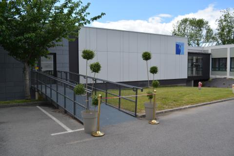 Inauguration des nouvelles installations de l'OIEau sur le site de Limoges