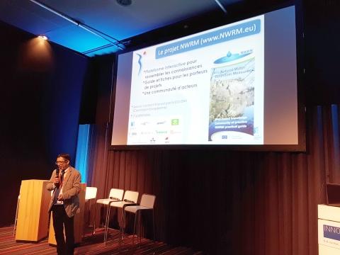 Conférence Innovative City - Présentation Marc-Yvan LAROYE